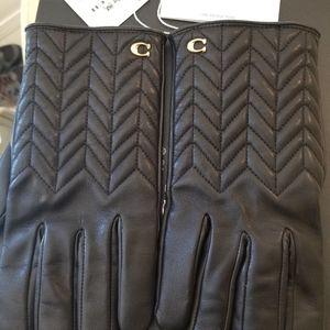 COACH Tech Gloves